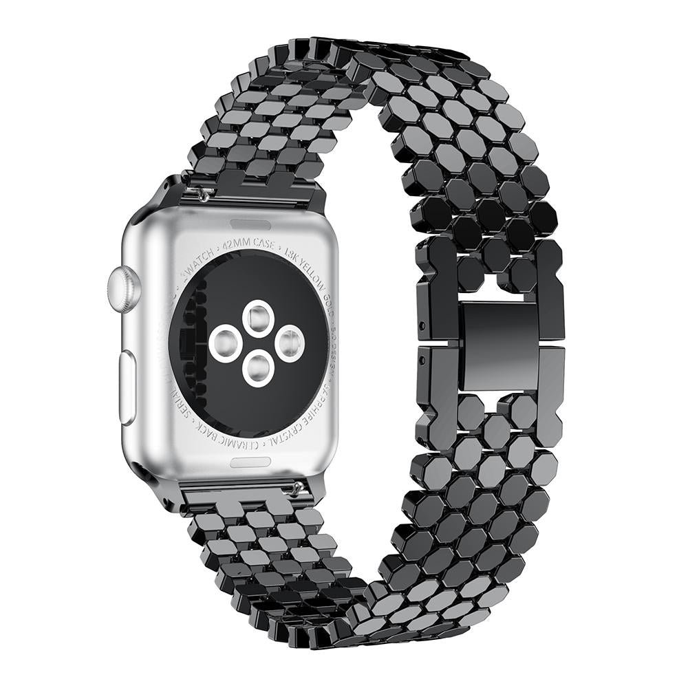 Stainless Steel Apple Watch Straps - iWatch Bands Series 4 3 2 1 - Watchbands