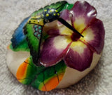 Wounaan Hummingbird Tagua Nut Carving-Panama 20011623mm