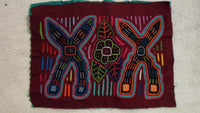 Kuna Indian Hand-Stitched Dos XX MoIa-Panama 20012003mm