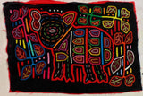 Kuna Indian Hand-Stitched Pig Oinker MoIa-Panama 20012106mm