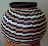 Wounaan LARGE Hand Woven Basket-Panama 20092901mm