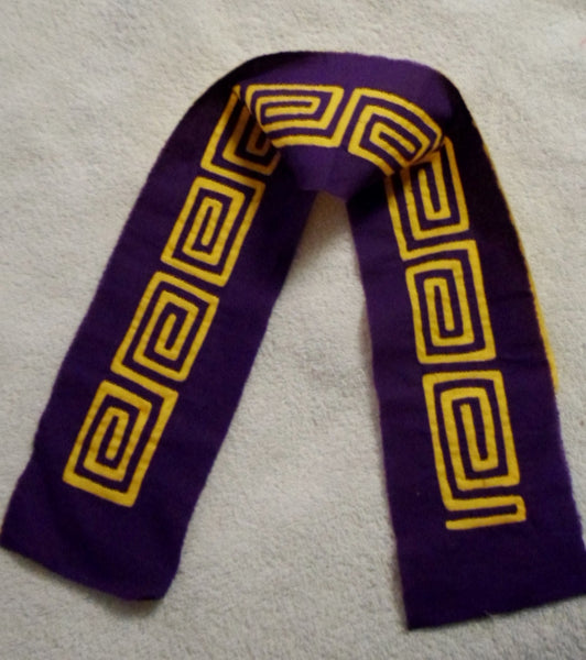 Kuna Indian Hand-Stitched Strip MoIa-Panama 20020612mm