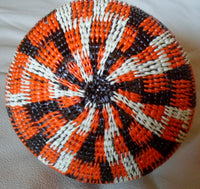 Wounaan Embera Woven Gorgeous Basket-Panama 20050304mm
