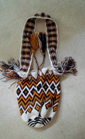 Heavy Textile Woven Shoulder Bag-Colombia 20051720mm