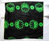 Kuna Indian Skirt Material Pillow Cover-Panama 20051731mm
