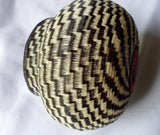 Wounaan Embera Woven Gorgeous Basket-Panama 20052201mm