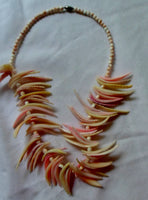 Jewelry Super Seashell Necklace-Panama 20052822mm