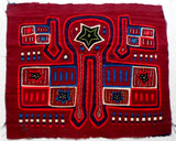 Kuna Indian Hand-Stitch Patriotic Flag MoIa-Panama 20082801mm