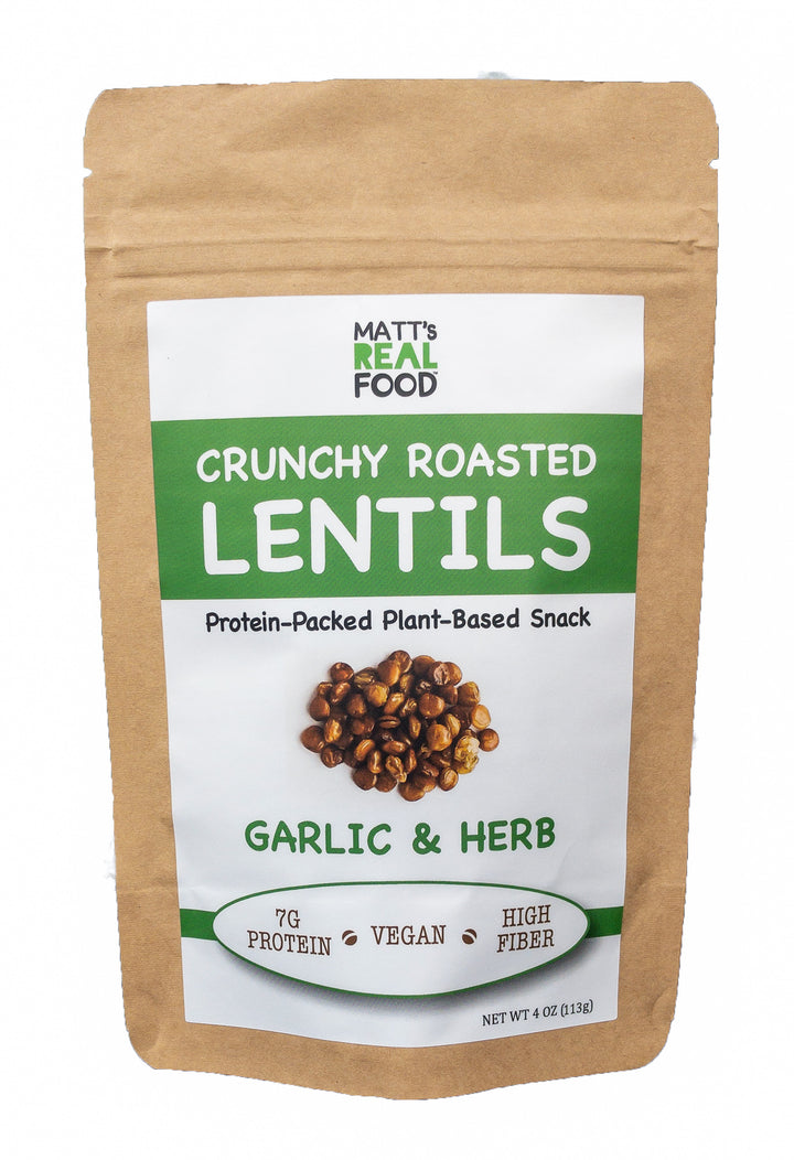 Garlic & Herb (4 Pack)