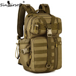 SINAIRSOFT Outdoor Tactical Backpack waterproof 900D