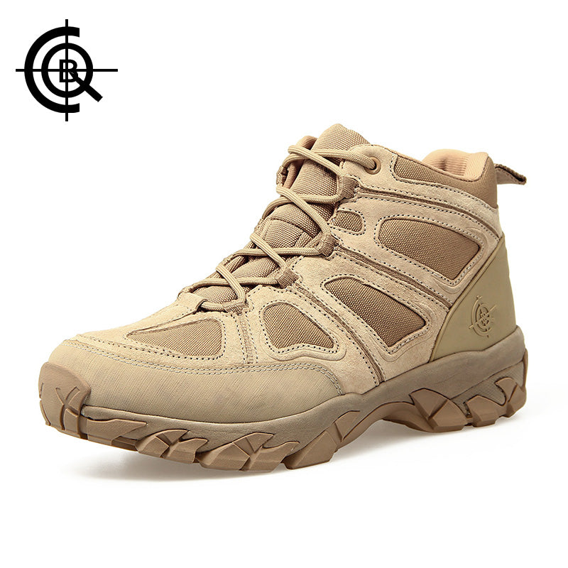 CQB Outdoor Hiking and climbing non-slip breathable hunting boots