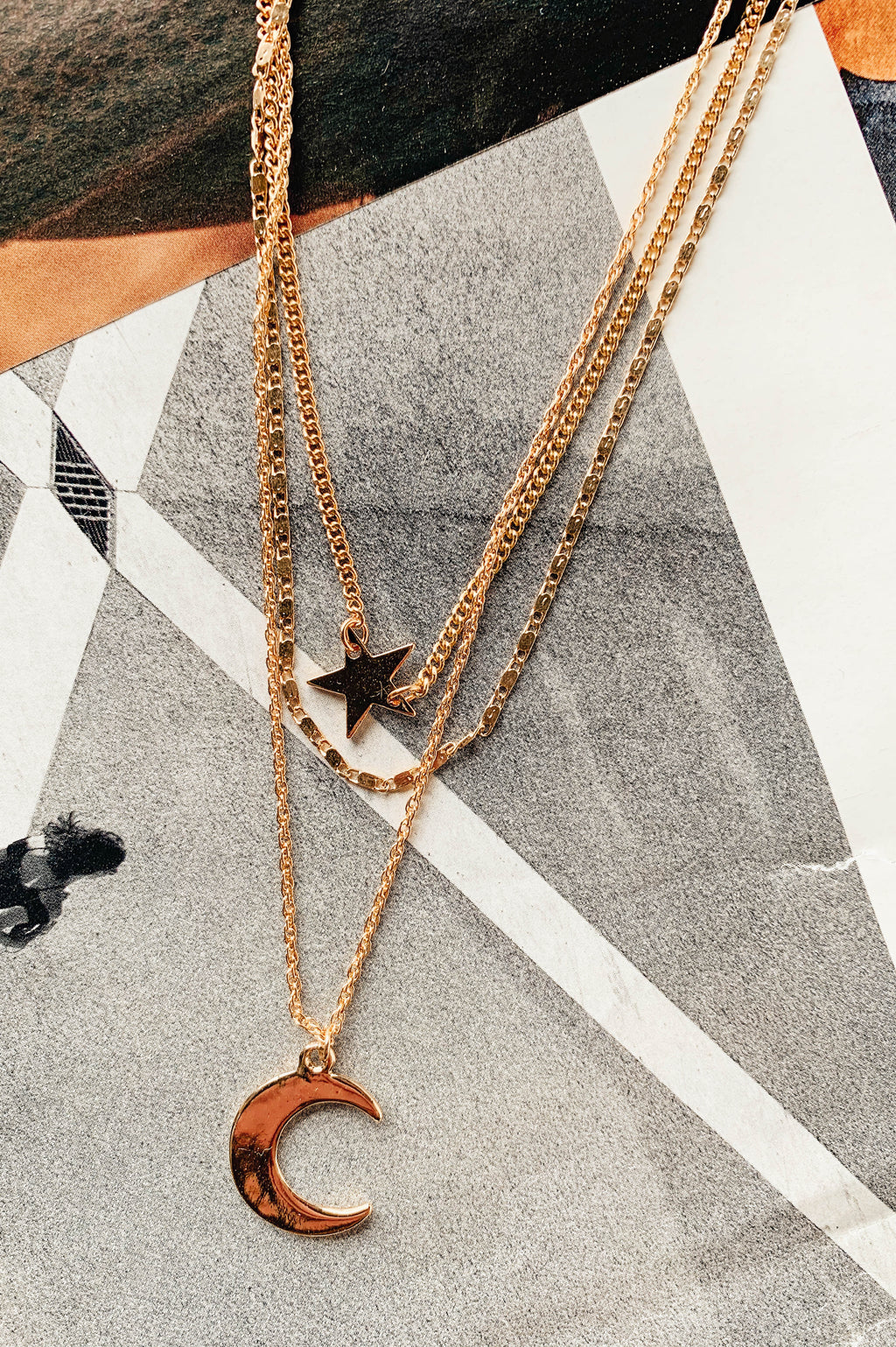 Nights In NoDa Layered Necklace