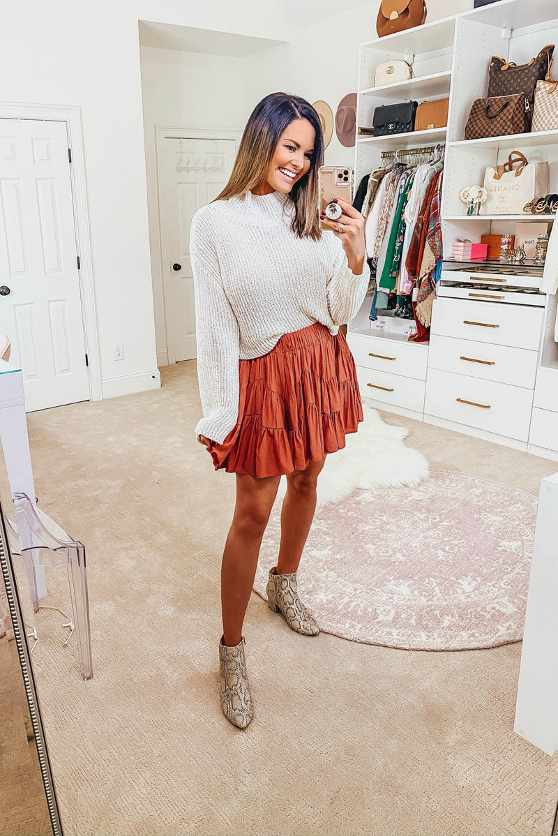 Added Layers Skirt