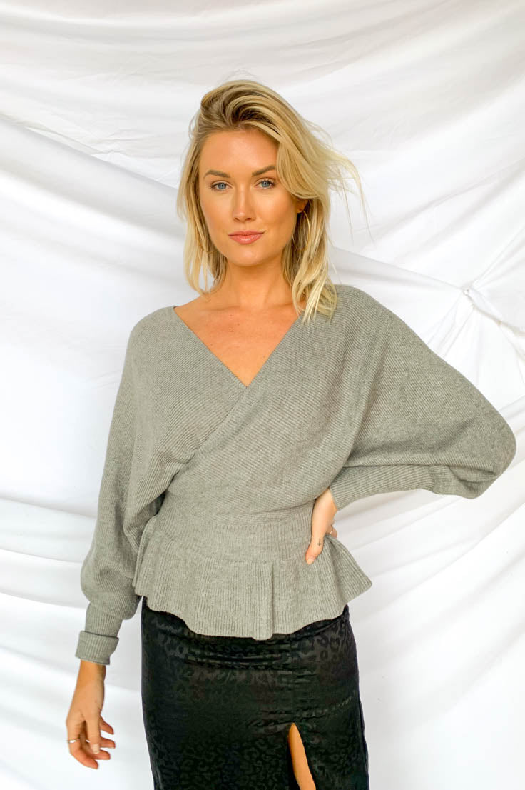 Ribbed and Ready Sweater