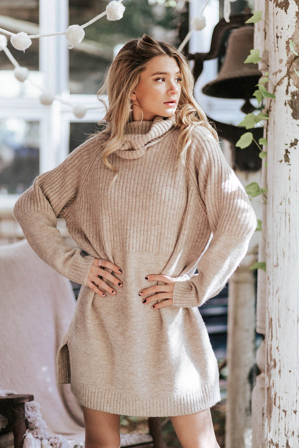 Emma Sweater Dress