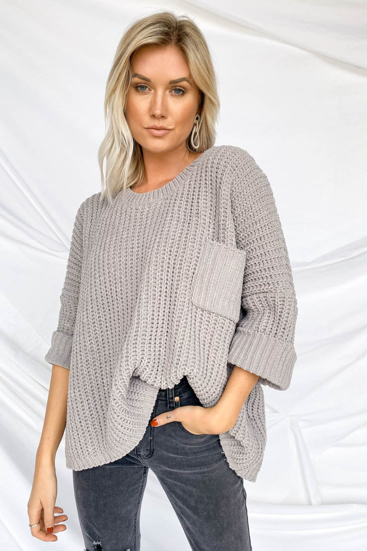 Deep Pockets Sweater