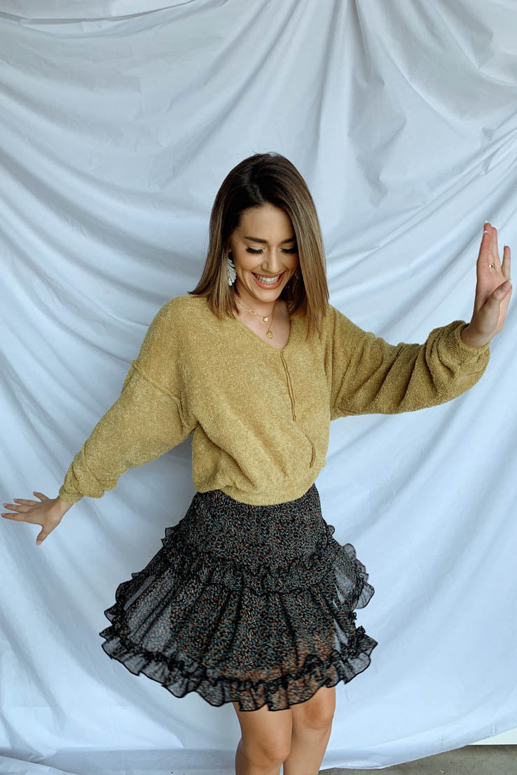 Falling Leaves Skirt