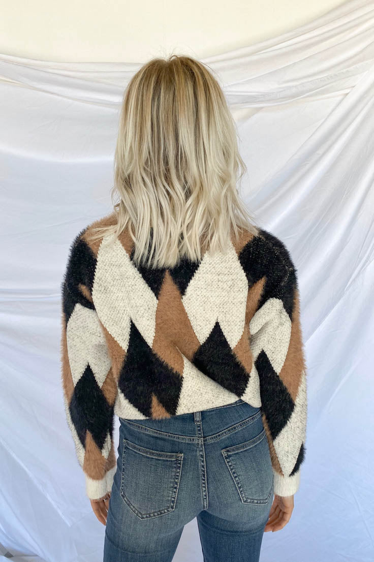 Even Further Away Sweater
