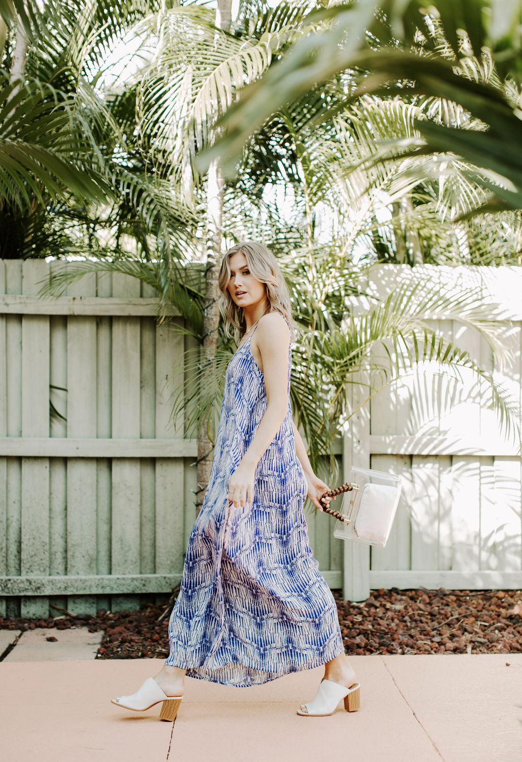 Blue Willow Maxi