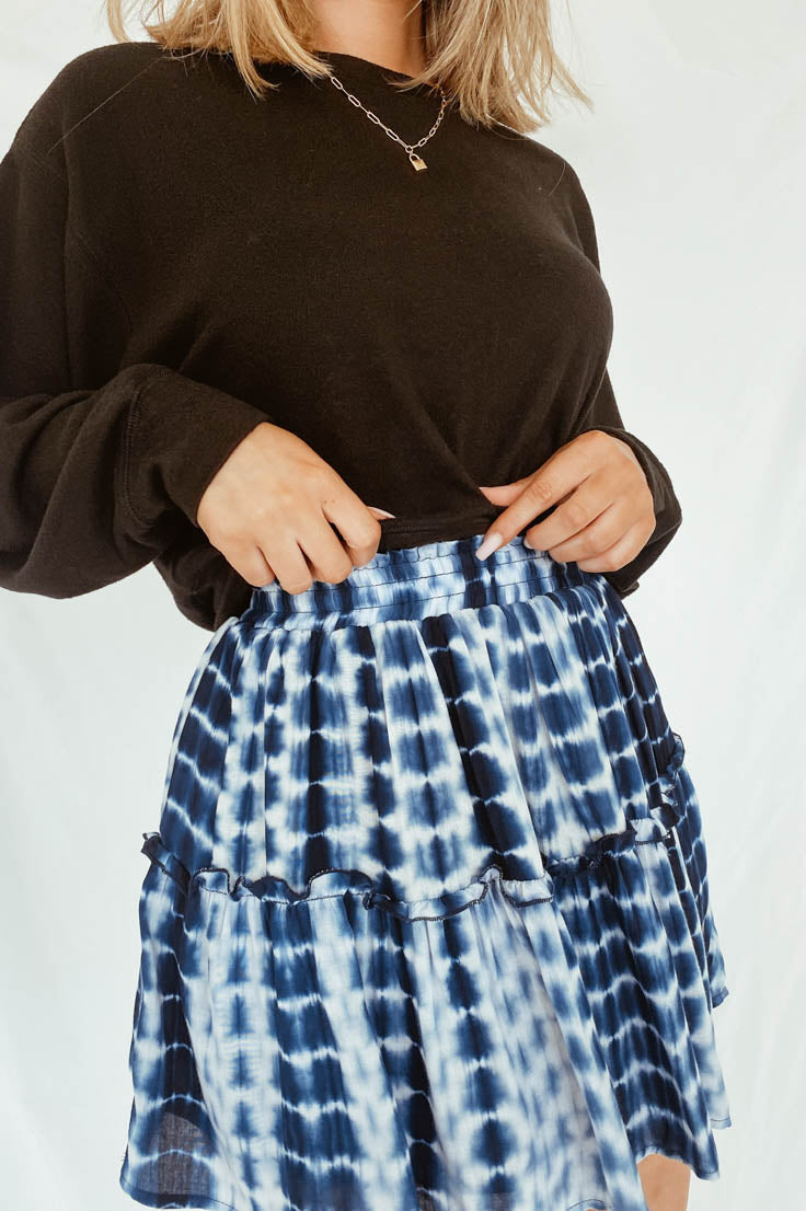 Time Crunch Skirt