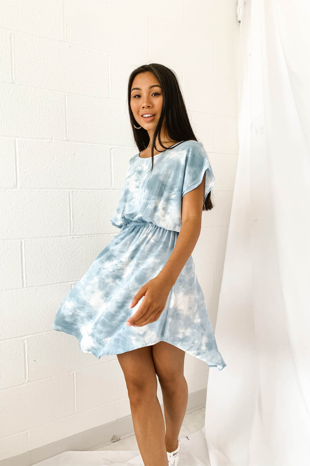 Cloudy Days Dress