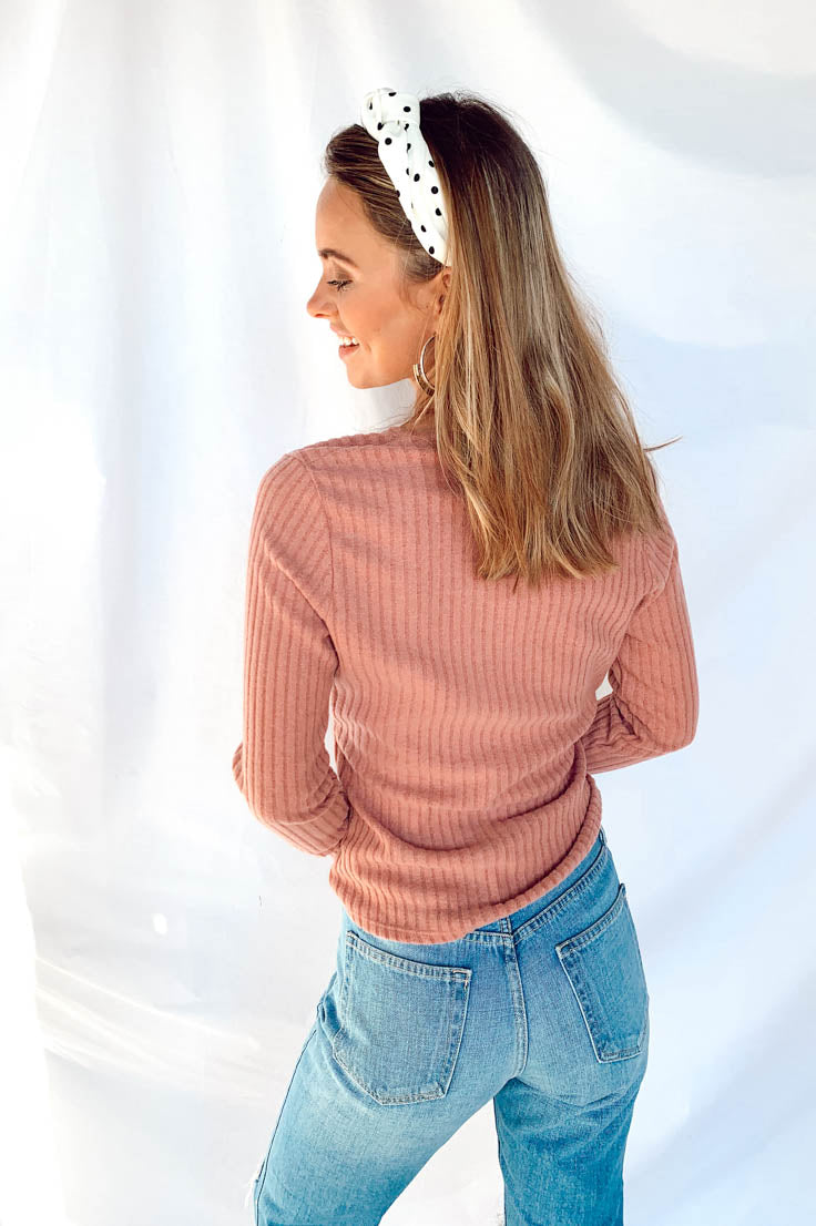 Give the Cold Shoulder Sweater