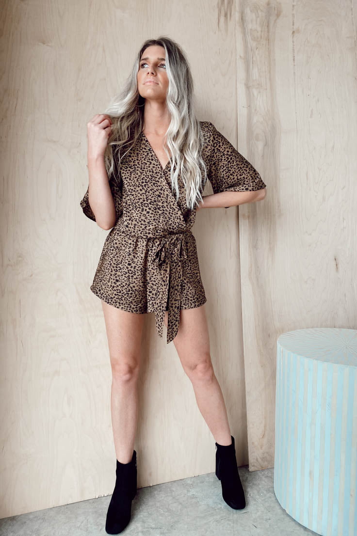 Brought to Life Romper