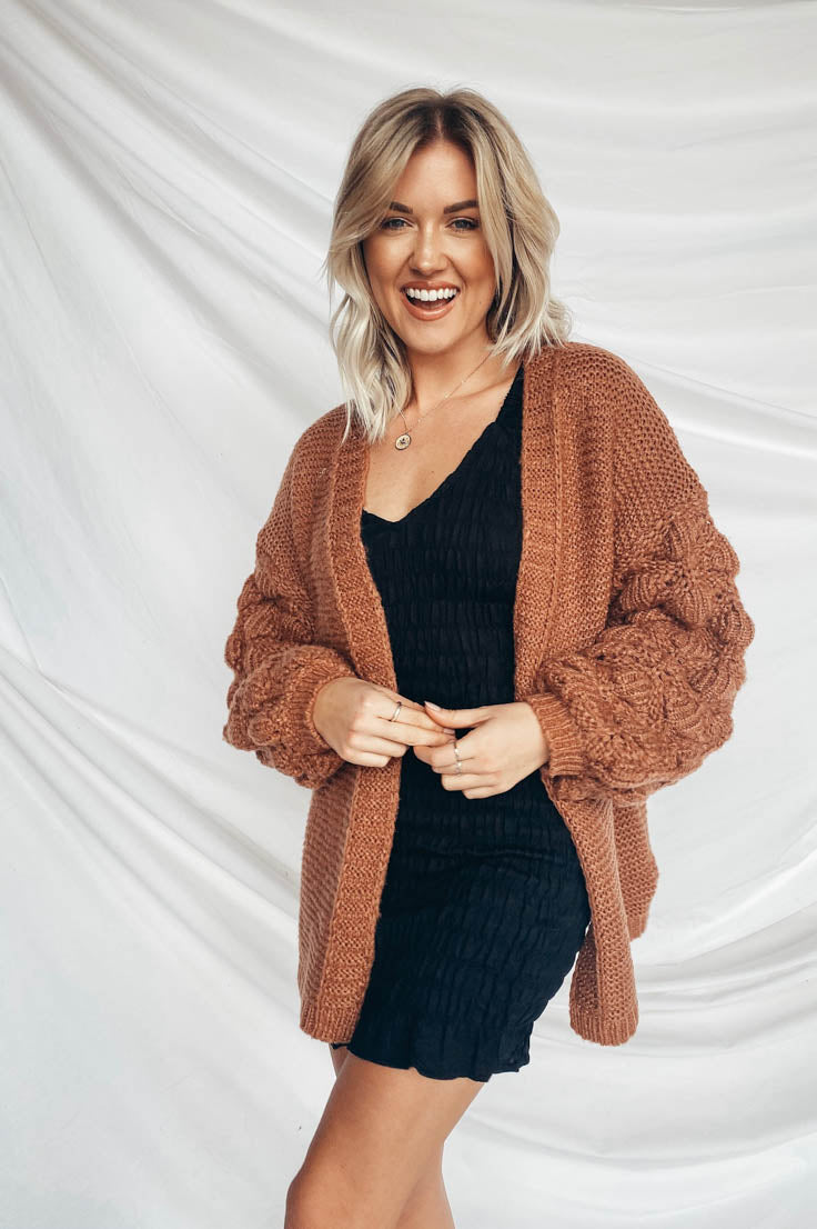 Up Your Sleeve Cardigan