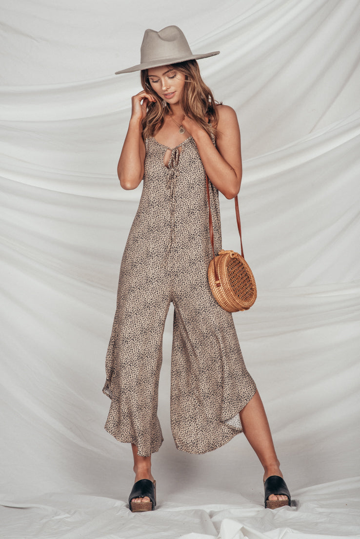 Jet Setting Jumpsuit