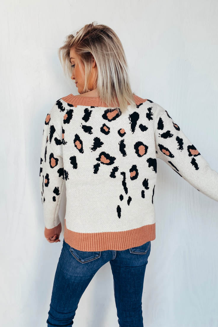 Just Breathe Sweater