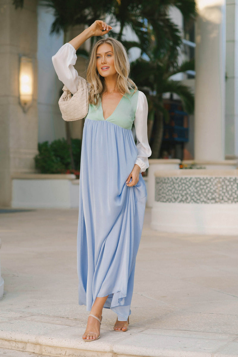 Evelyn Maxi Dress