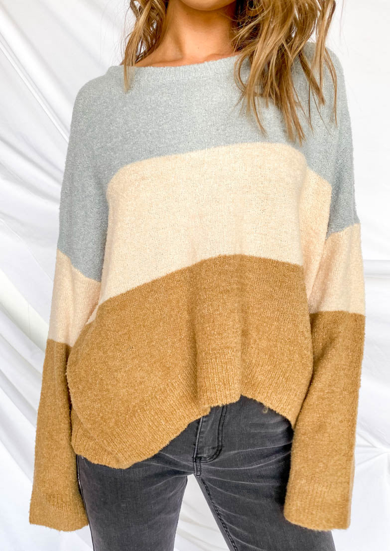 Chilly Days Ahead Sweater