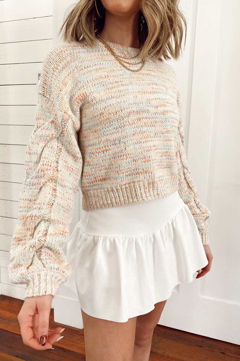 Color Me Fun Sweater