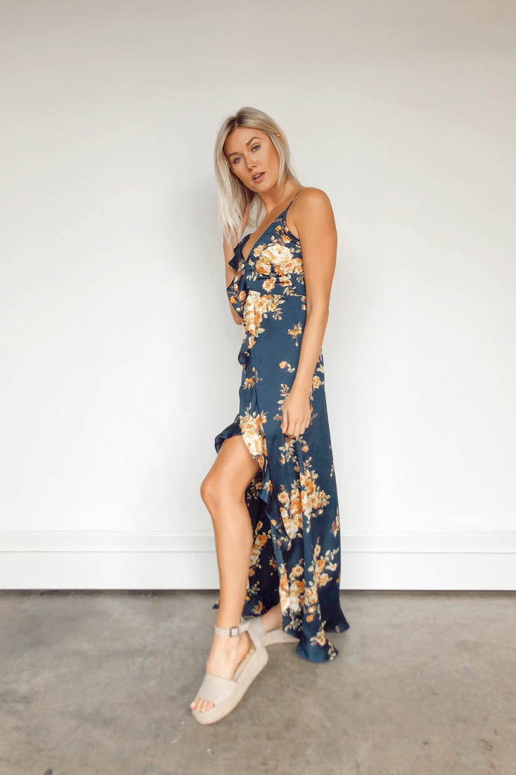 Time to Bloom Maxi
