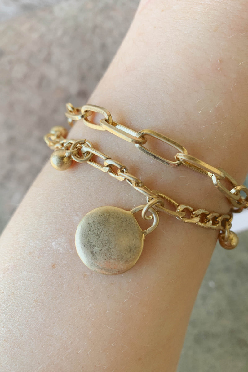 Gold Dust Woman Bracelet
