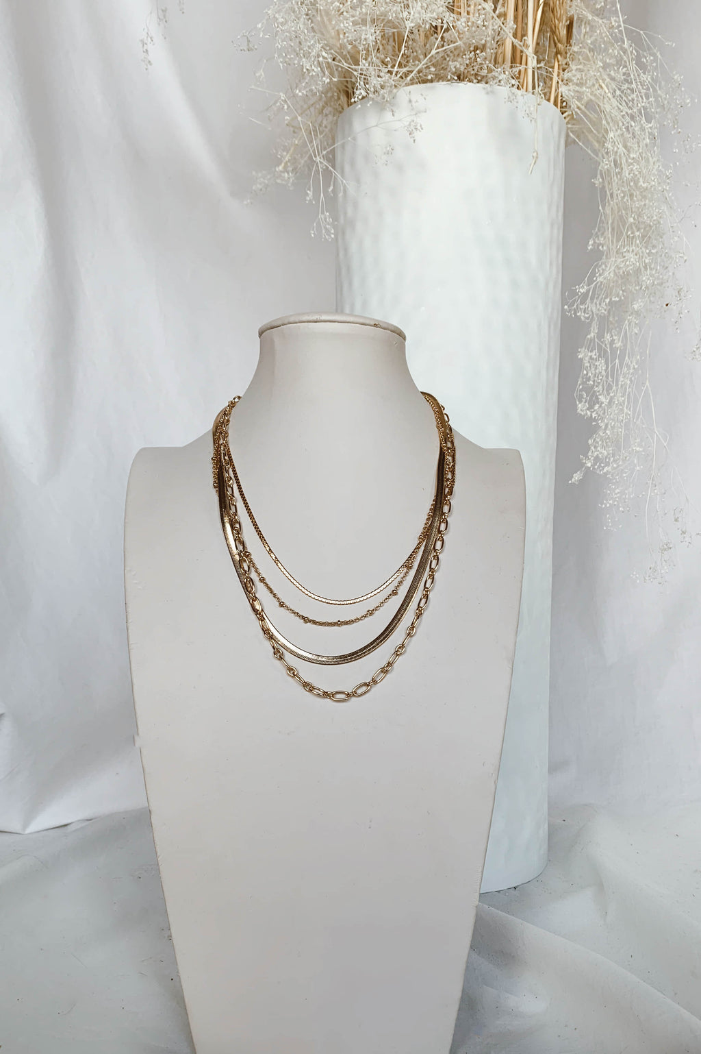 Dressed to the Nines Necklace