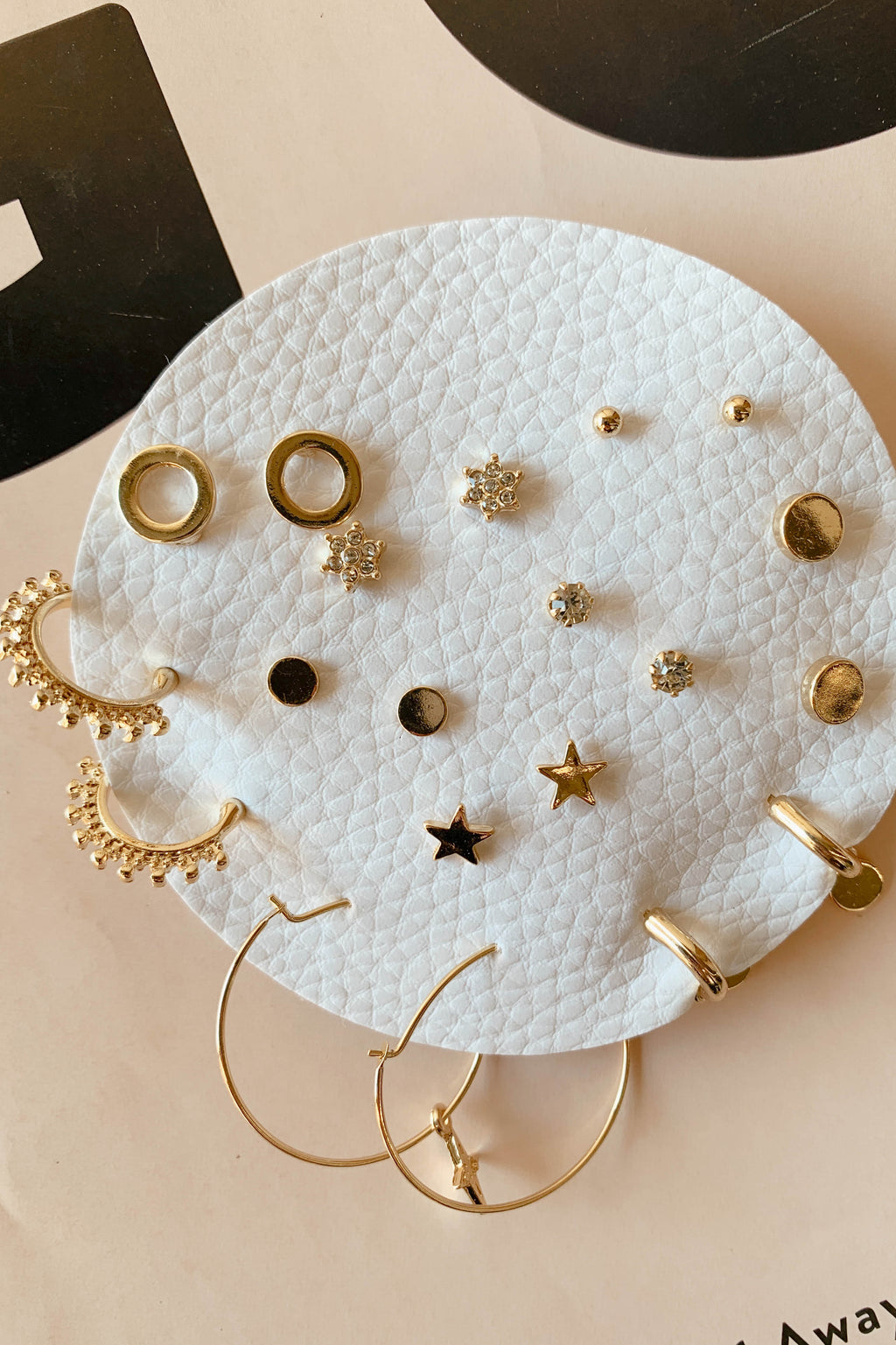 Stargazer Earring Set
