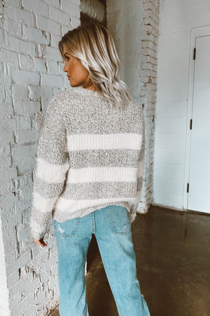 Cinnamon Dolce Sweater