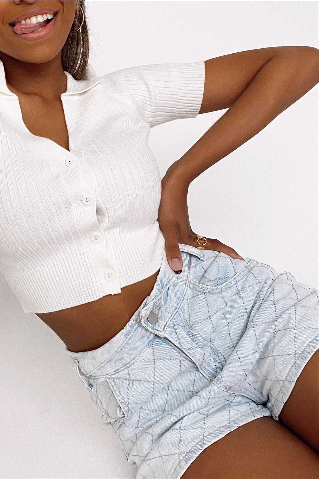 Quilted Dream Shorts
