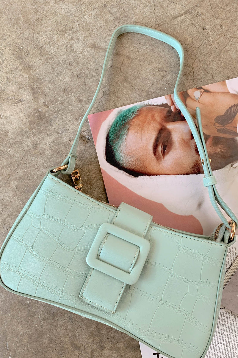 So Mint to Be Handbag