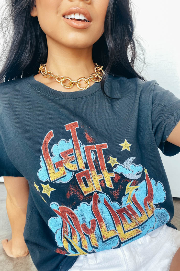 Get Off My Cloud Tour Tee - Daydreamer