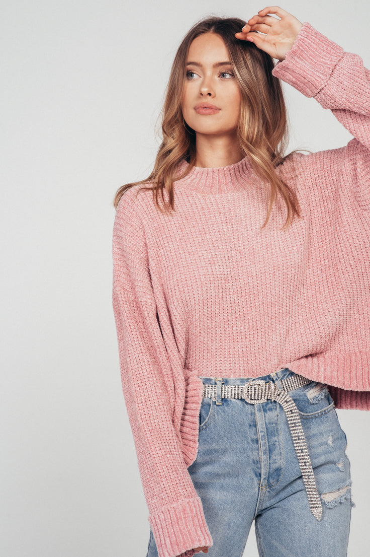 Softer Than Petals Sweater