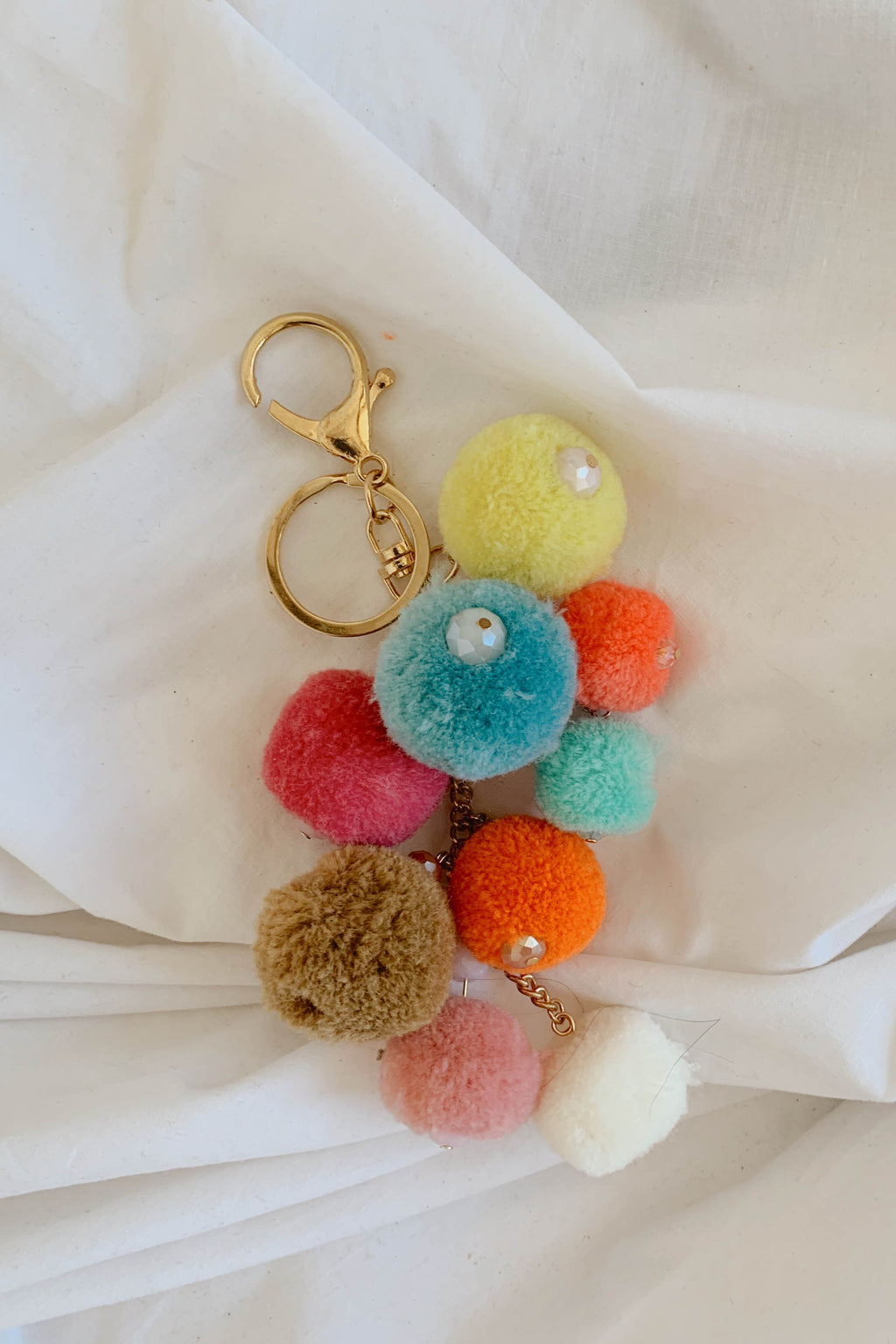 Pocketful of Sunshine Key Chain