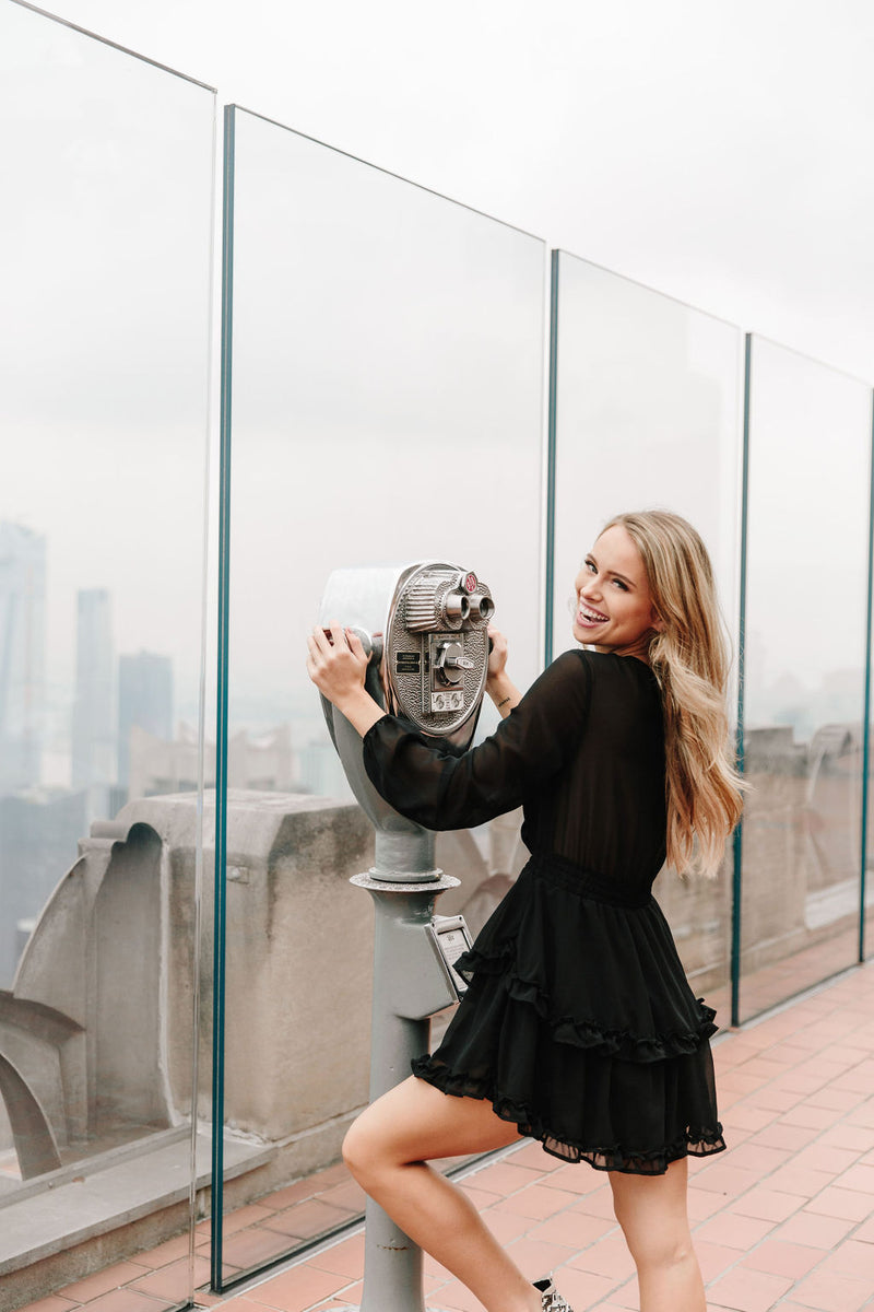 Top of the Rock Dress