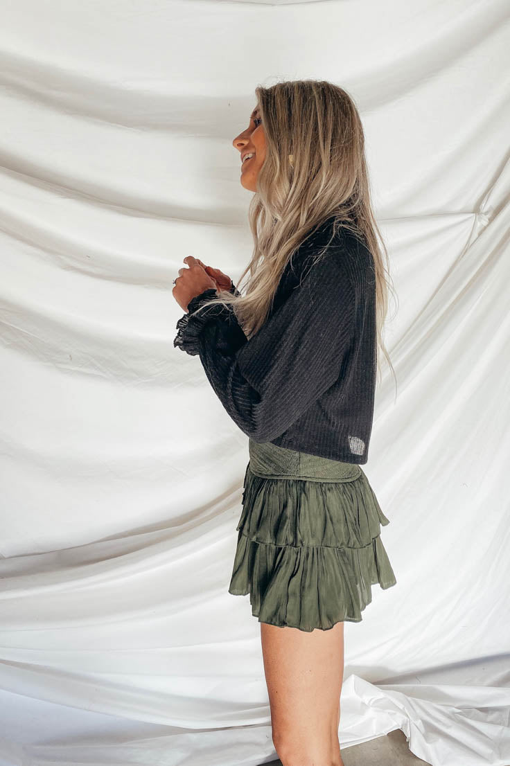 Take the High Road Skort
