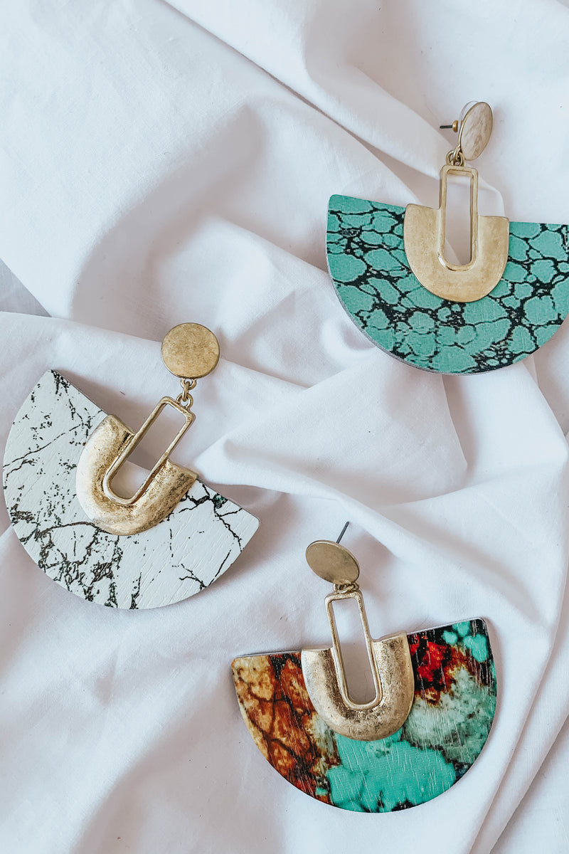 Big Fan Earrings
