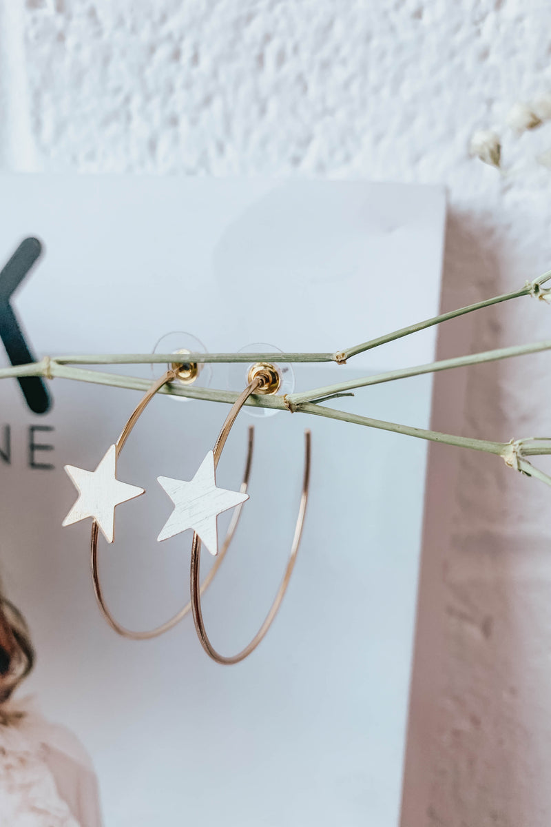 Star Light, Star Bright Hoops