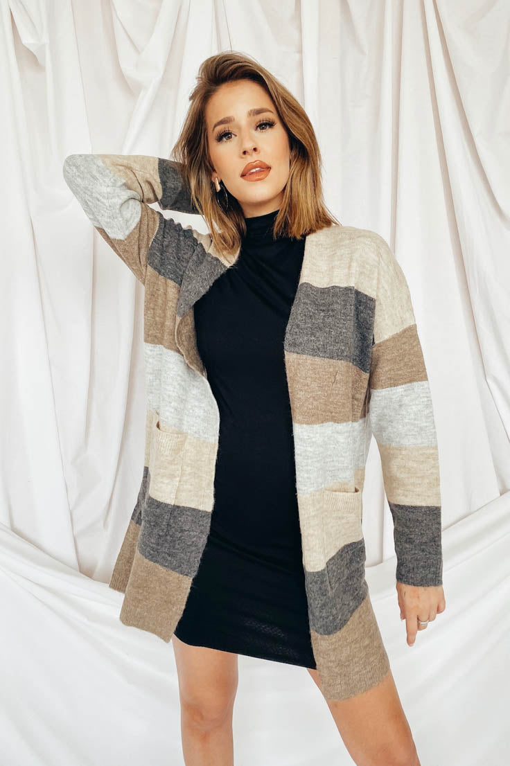 Fireside Chats Cardigan