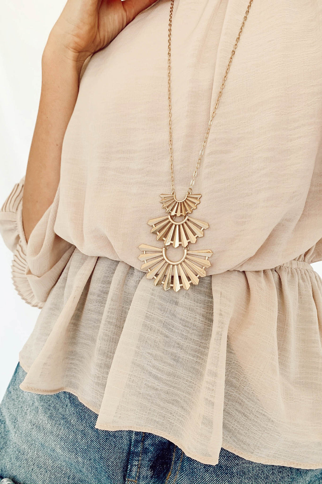 Easy Breezy Necklace