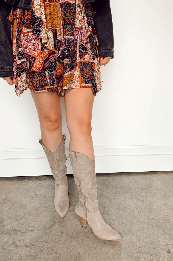 Bohemian Boots